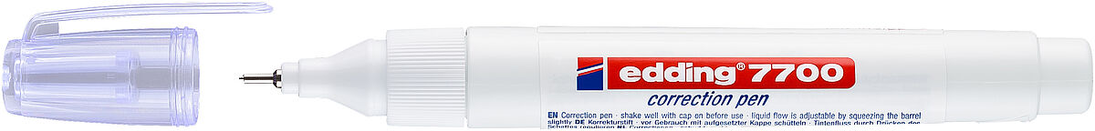 edding 7700 correction pen