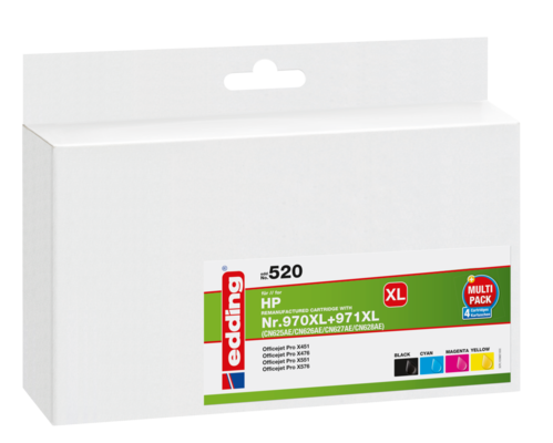 edding ink cartridge EDD-520