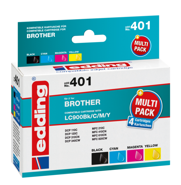 edding ink cartridge EDD-401