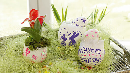 Cheerful Easter decoration