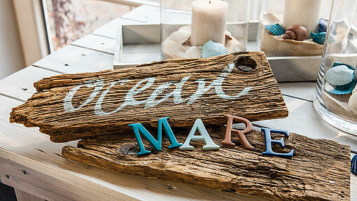 Maritime makeover – the shore way to relax!