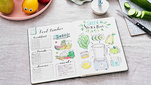 Food Tracker Journal