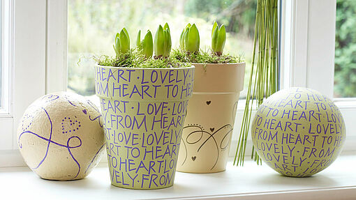 Bring spring to your window sill