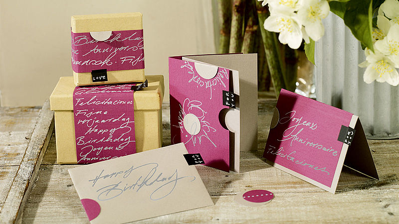 Lovely handmade greetings cards