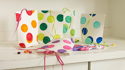 Gift bags for Mother's Day