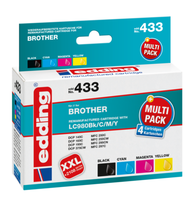 edding ink cartridge EDD-433