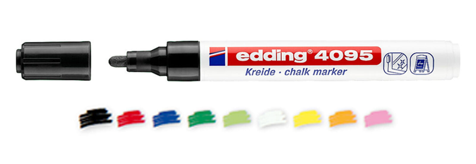Product image of the chalk marker edding 4095