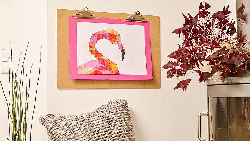 De Flamingo Badkamer : Een kleurfestijn voor de flamingo ideas edding