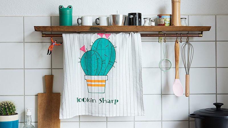Deko für die Küche - Ideen - edding
