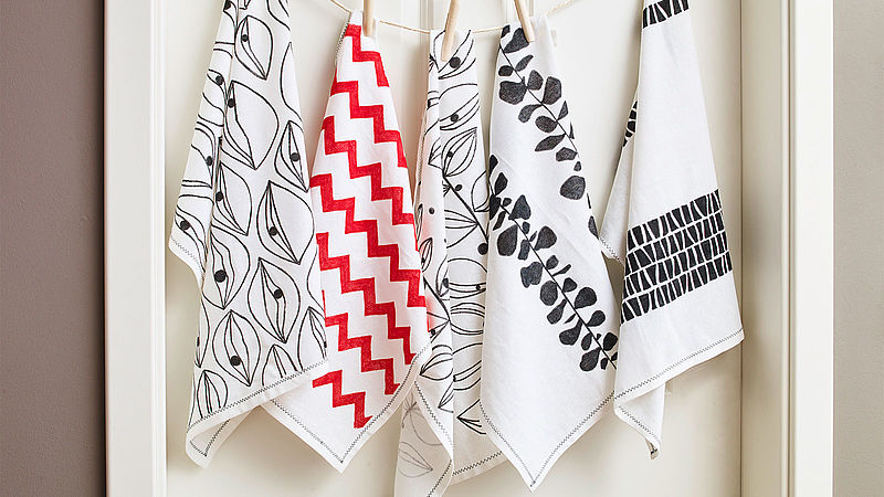 Design your own tea towels