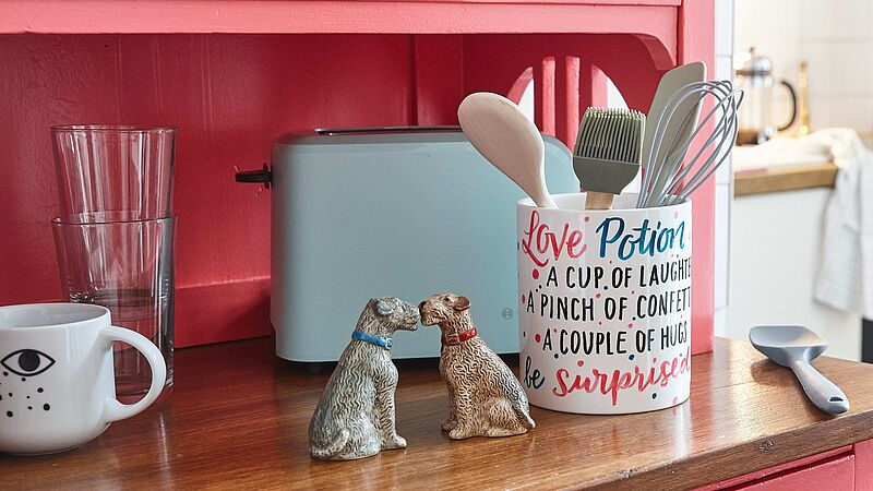 Kitchen gift idea: love potion