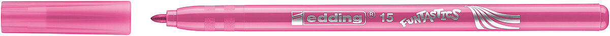 edding 15 FUNTASTICS fibre pen for children