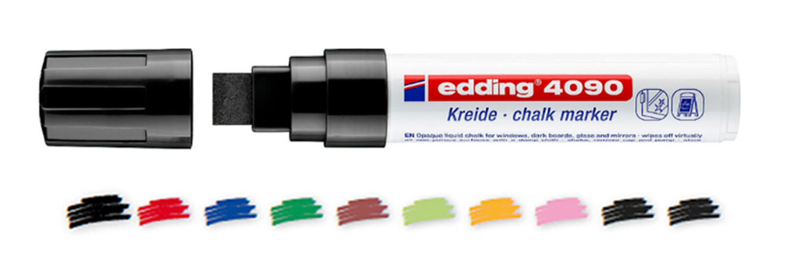 Product image of the chalk marker edding 4090