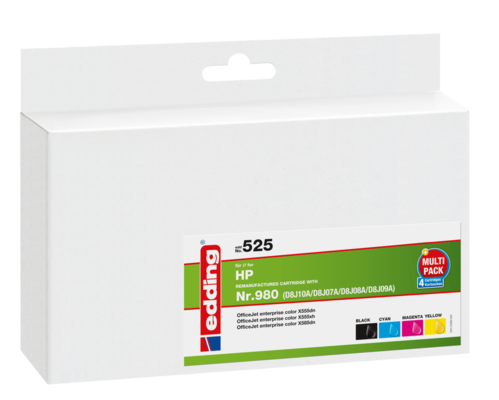 edding ink cartridge EDD-525