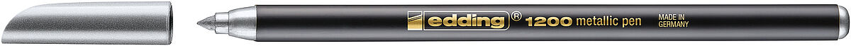 edding 1200 metallic colour pen