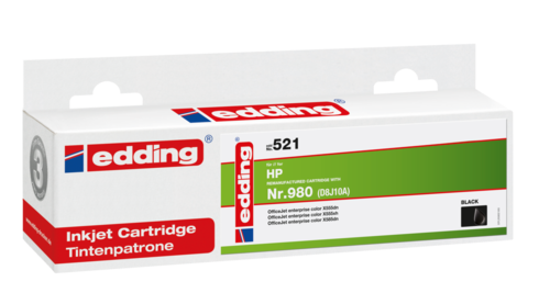 edding ink cartridge EDD-521
