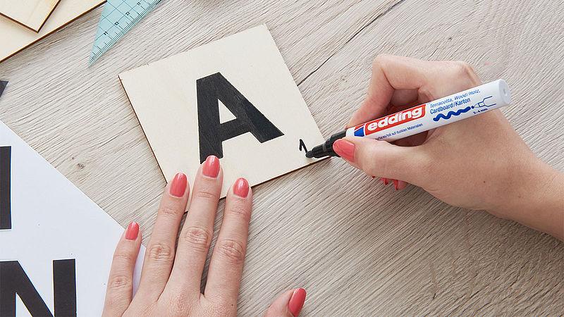 Scrabble Wall Art Ideas Edding