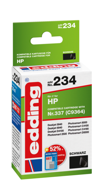 edding ink cartridge EDD-234