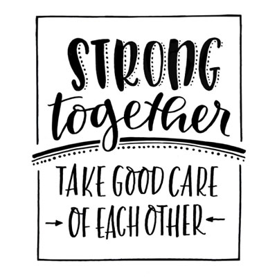 Strong together EN