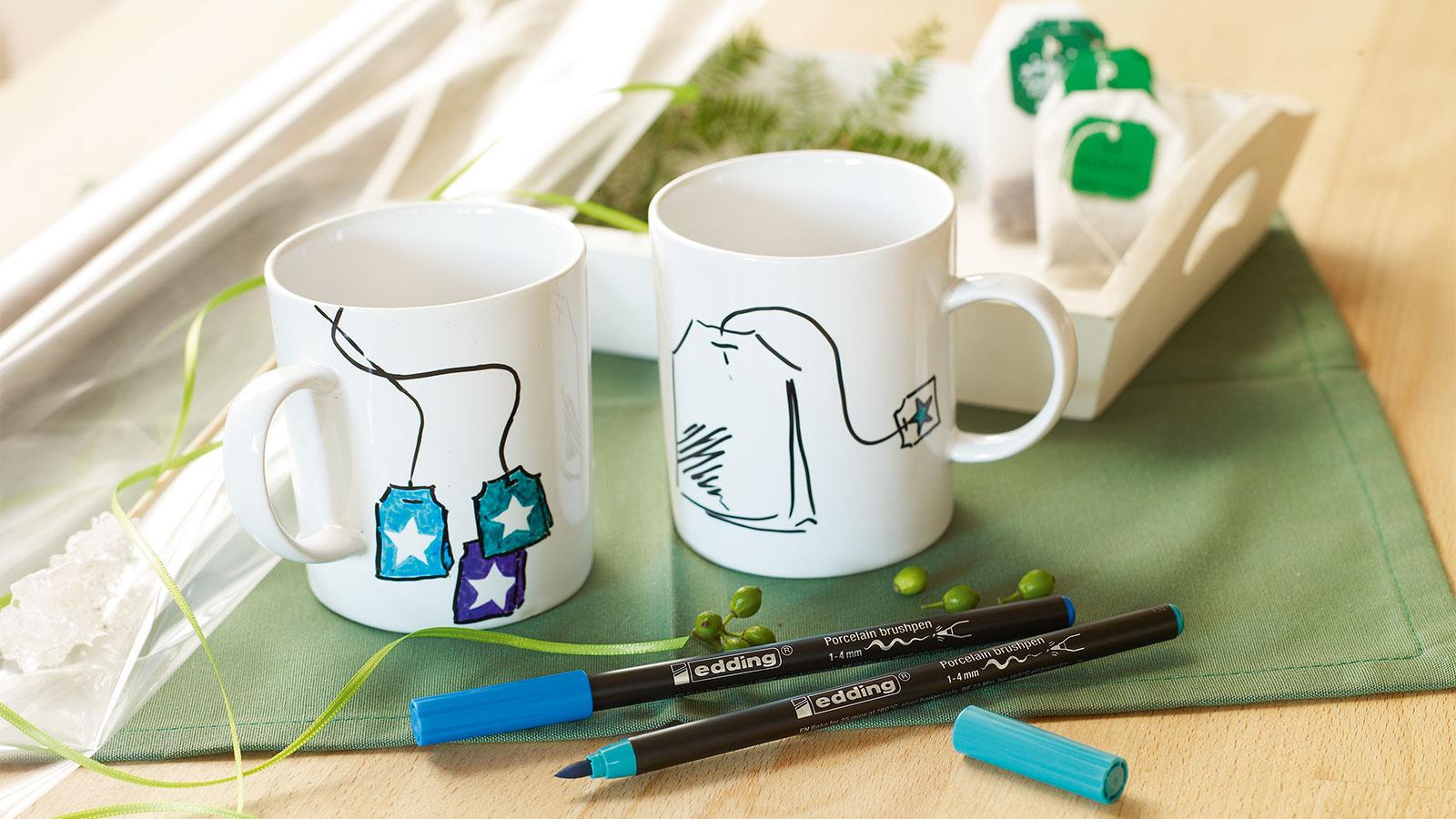 Design your own coffee mug - Ideas - edding
