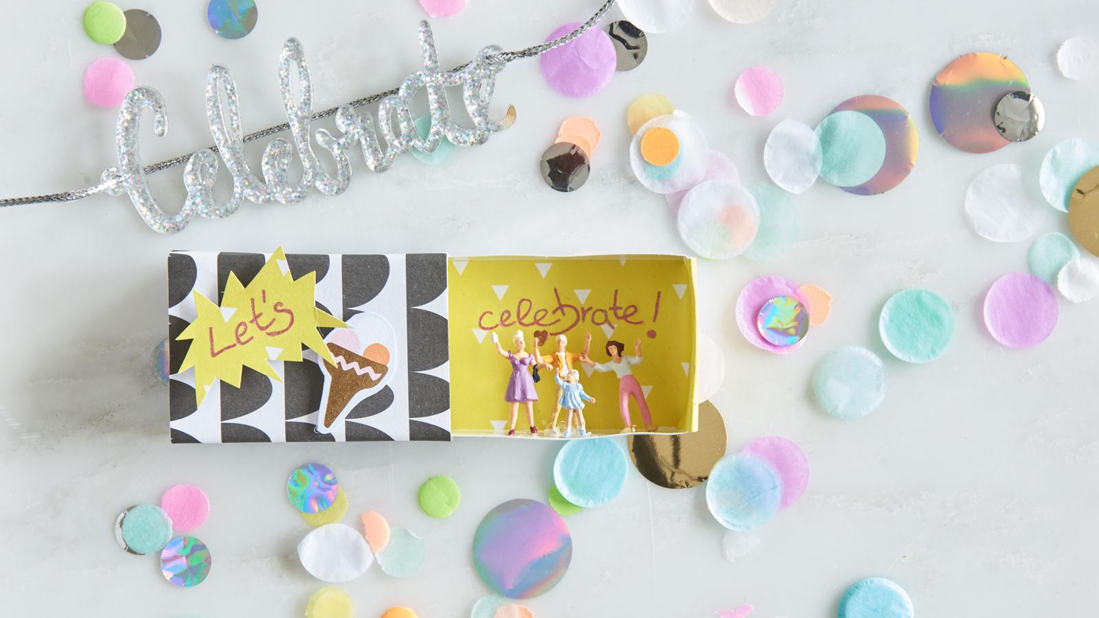 Matchbox Crafts Ideas Edding